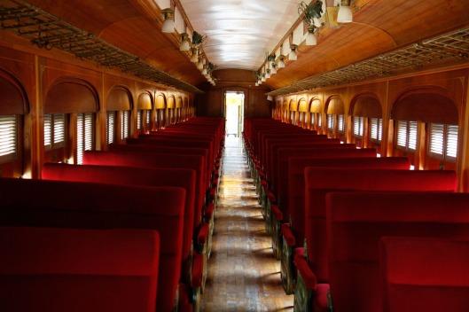 First Class Car, Museo del Ferrocarril, Puebla
